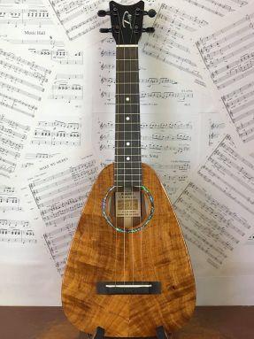 Romero Creations STC Solid Koa Concert Ukulele #200024