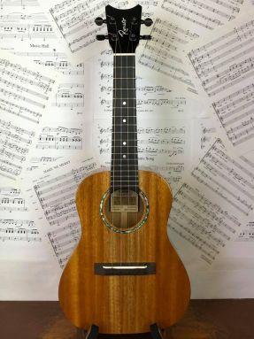 Romero Creations S-M Signature Model Solid Mahogany Soprano Ukulele #21003