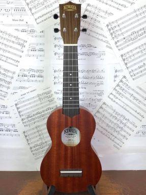 Kiwaya KSU-1 Soprano Ukulele w/gigbag
