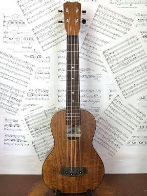 Kanile'a Islander A-SC-4 Long Neck Super Concert Ukulele Acacia