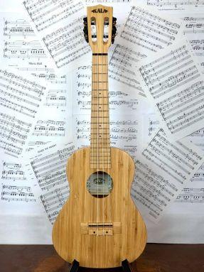 Kala KA-BMB-C All Solid Bamboo Concert Ukulele
