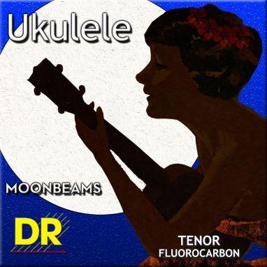 DR Strings - Moonbeams - Tenor Fluorocarbon High G Ukulele Strings