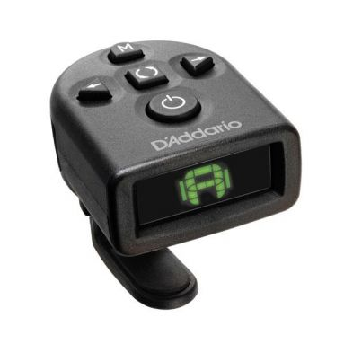 D'Addario PW-CT-12 NS Micro Universal Chromatic Headstock Tuner