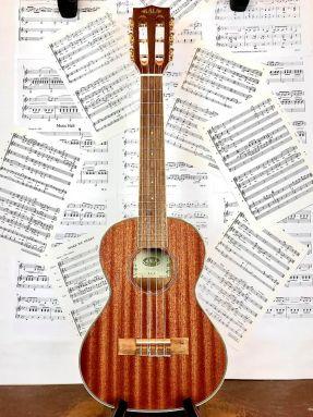 Kala KA-6 6 String Tenor Ukulele Mahogany