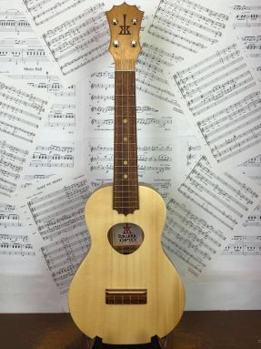 KoAloha Opio KCO-10S Concert Ukulele All Solid Wood Spruce Top with gigbag no.2