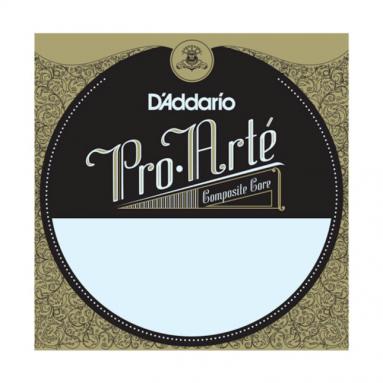 D'Addario J4505LP Lightly Polished Single Wound Low D Ukulele String (Bartione DGBE)