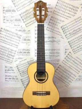 Flight Sophia CE Electro Acoustic Concert Ukulele w/Gigbag
