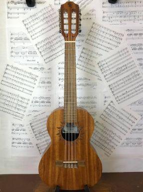 Baton Rouge BR-V2T8-E 8 String Sun Electro Acoustic Tenor Ukulele Mahogany