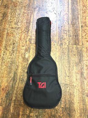 TGI Baritone Ukulele padded gigbag with straps