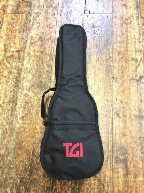 TGI Soprano Ukulele padded gigbag with straps