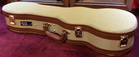 TGI Tweed Hardshell Concert Ukulele Case