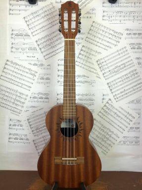 Baton Rouge BR-V2T6 6 String Sun Tenor Ukulele Mahogany