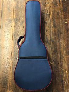 TGI Baritone Blue/Red Foam Pod Soft Case