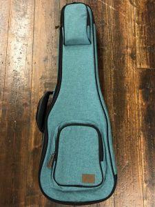 Kala Sonoma Coast - Bodega Blue (Turquoise) Baritone Ukulele Gigbag DC-B-TQ