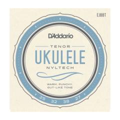 D'Addario EJ88T-6 Nyltech 6 string Tenor Ukulele Strings
