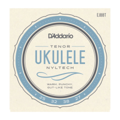 D'Addario EJ88T-8 Nyltech 8 string Tenor Ukulele Strings