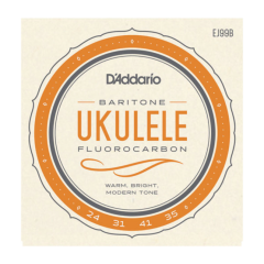 D'Addario EJ99B Pro Arte Carbon Baritone Ukulele Strings