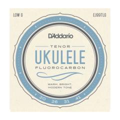 D'addario EJ99TLG Pro-Arté Carbon Ukulele Low G Tenor Strings