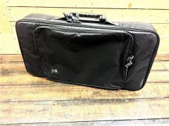 aNueNue Double Soprano/Concert Ukulele Gigbag 20mm Padding Rucksack straps
