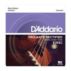 D'addario EJ53C Pro Arte Rectified Concert Ukulele Strings