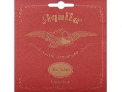 Aquila Red Nylgut strings regular set of 4 for Concert ukulele 85U