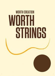 Worth CM-LG Fluorocarbon Premium Soprano/Concert Low G Ukulele Strings