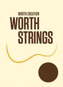 Worth BM-LG Fluorocarbon Low G Soprano/Concert Ukulele Strings