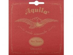 Aquila Red Nylgut Unwound Single Low G string for Tenor ukulele 72U