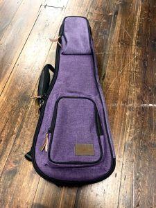 Kala Sonoma Coast - Purple Soprano Ukulele Gigbag DC-S-PL