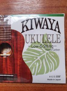 Kiwaya Low G Clear Fluorocarbon Ukulele Single String