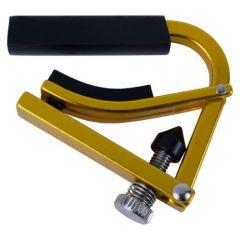 Shubb L9 Lite Ukulele Capo Gold Designed Specifically for Ukulele