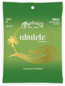Martin M625 Polygut Tenor Ukulele Strings set of 4 High G