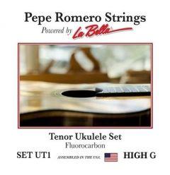 Pepe Romero UT1 High G Tenor Fluorocarbon Ukulele Strings